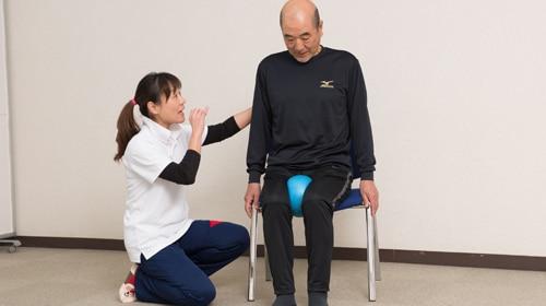 骨盤底筋群を鍛える運動